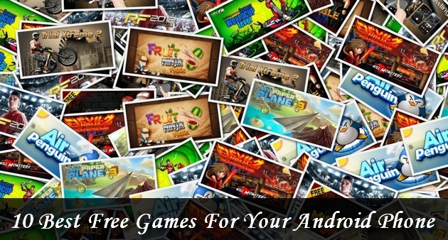 free games in android phones